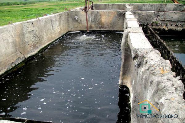 Гидроизоляция резервуаров в Москве